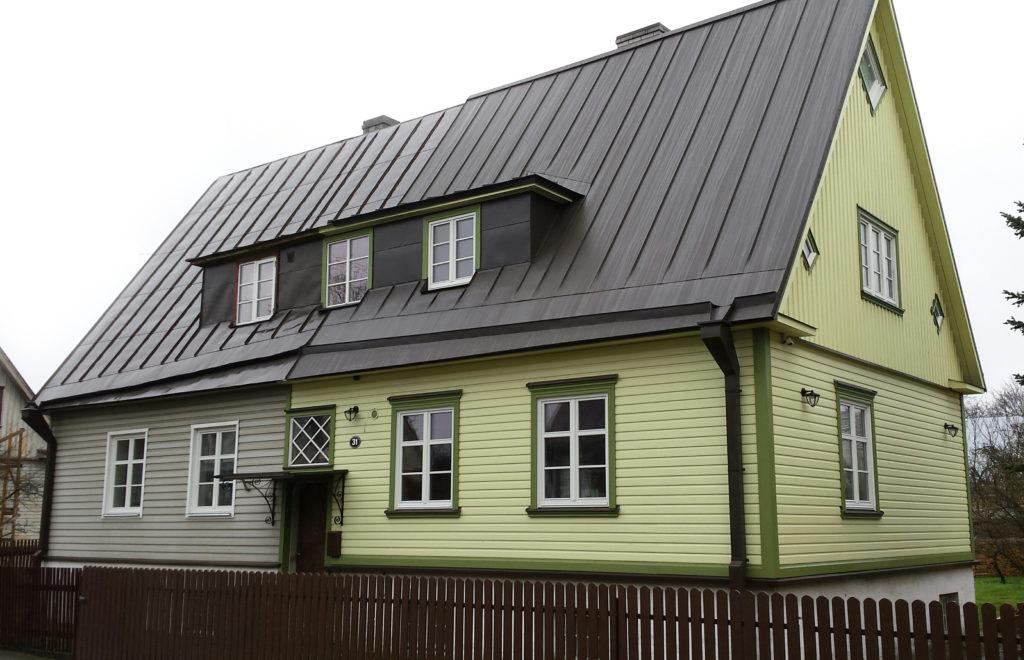 Katuse ehitus: valtskatus