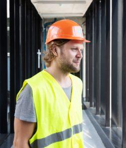 EKA üks arhitektidest Joel Kopli. Foto: Meeli Küttim