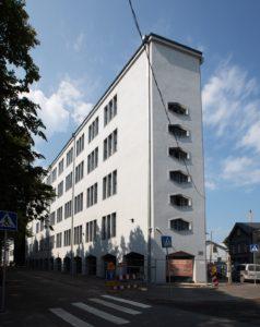 EKA uue hoone ehitus. Foto: Meeli Küttim