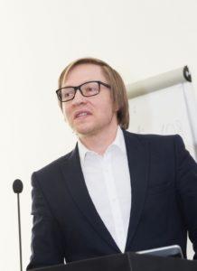 Kalle Karron, Eesti Ehituskonsultatsiooniettevõtete Liidu tegevjuht