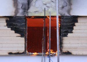 Tulekahjukatse Väike-Maarjas