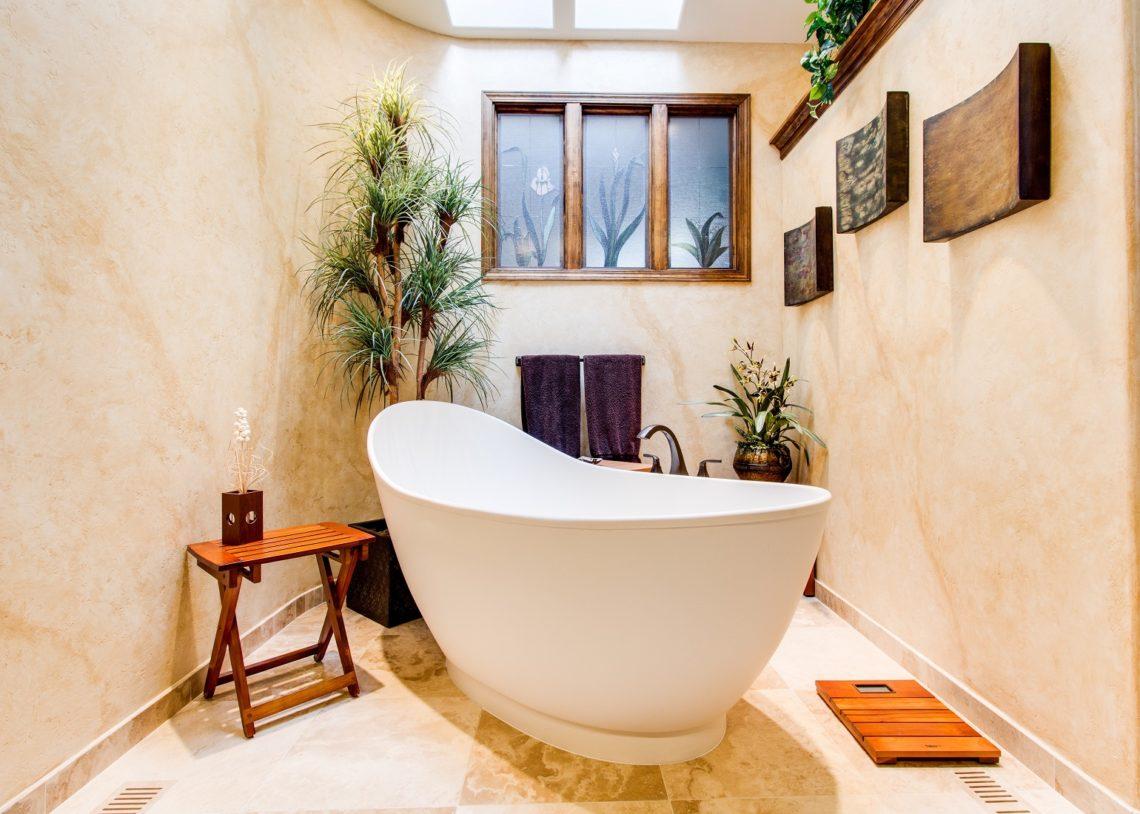 Uusimad trendid vannitoa sisustamisel.