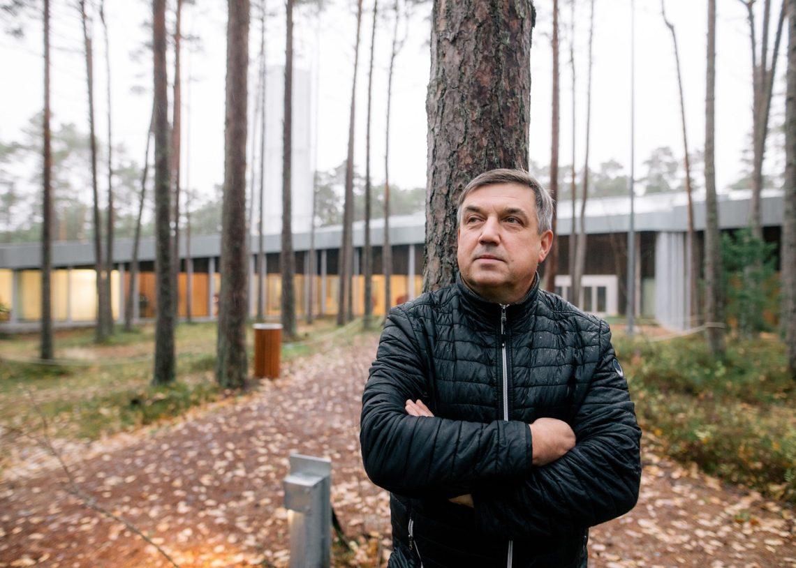 Jaano Tootsi, aasta ehitaja 2018. Foto: Raul Mee