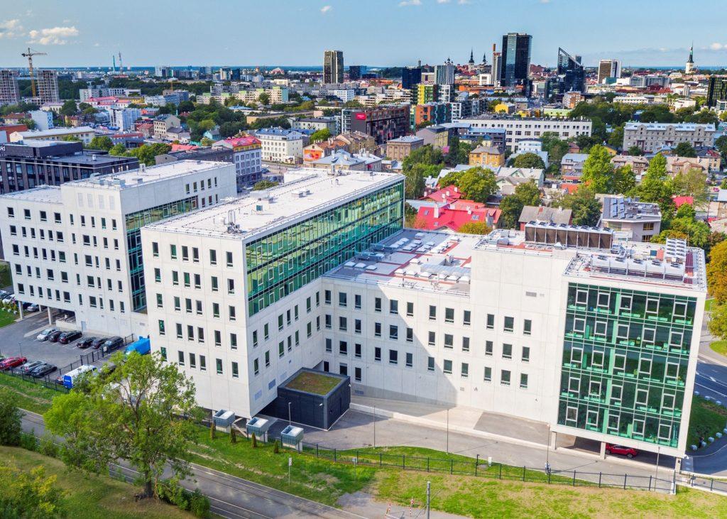 Lubja tn 4 kohtuhoone Tallinnas