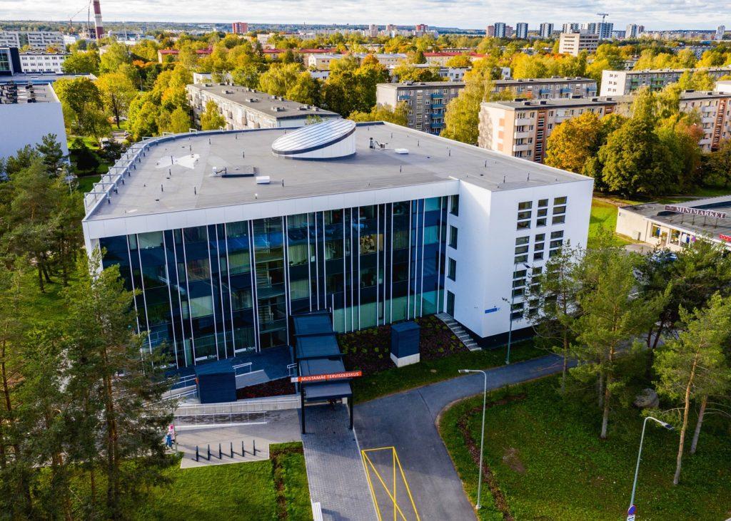 Mustamäe tervisekeskus Tallinnas