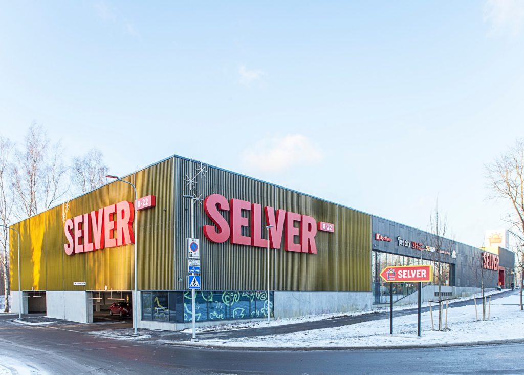 Pärnu mnt 554 Tallinnas