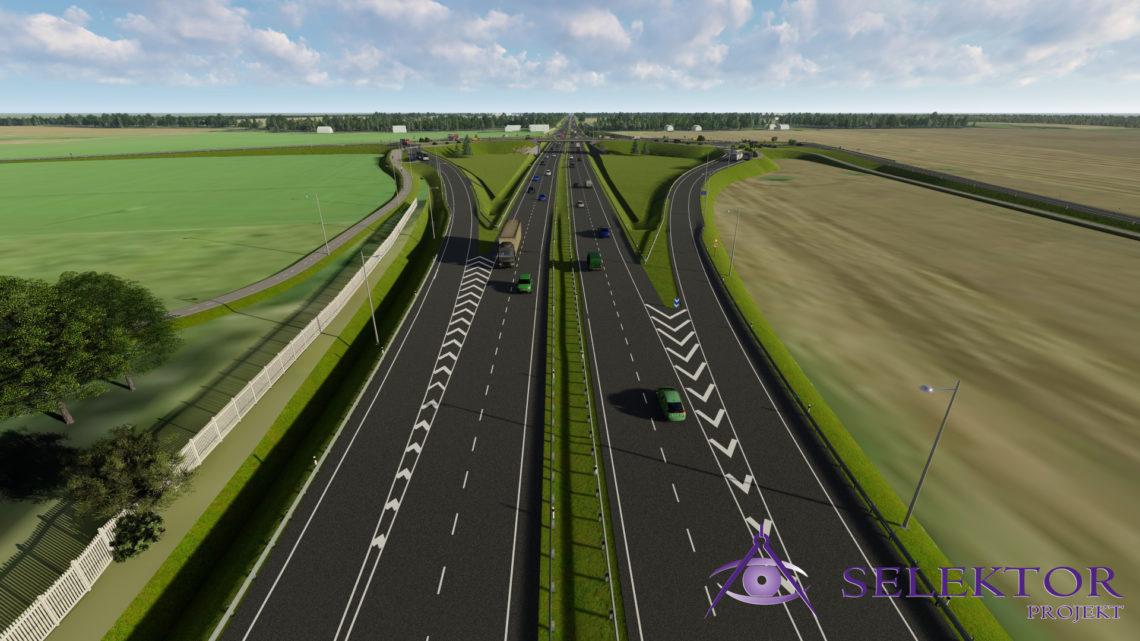 Rõmeda-Haljala lõik ehitatakse 2+2 maanteeks.