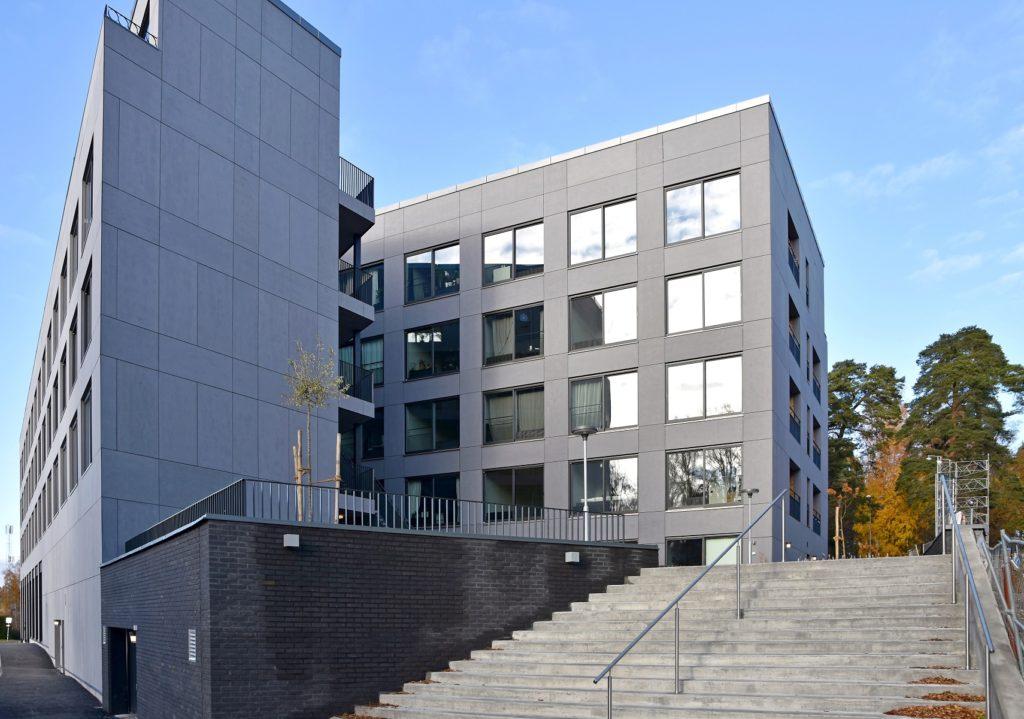 Aasta tehasemaja 2018, Kodumaja Tehase AS, Rootsi kortermaja