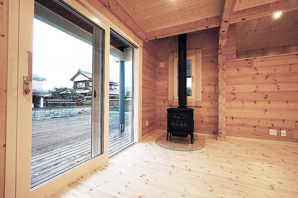 Aasta tehasemaja 2018, Mountain Loghome, Jaapan_2
