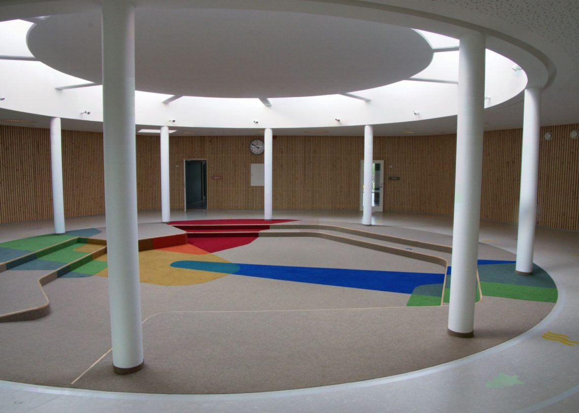 Palamuse lasteaed. Foto: aasta betoonehitis