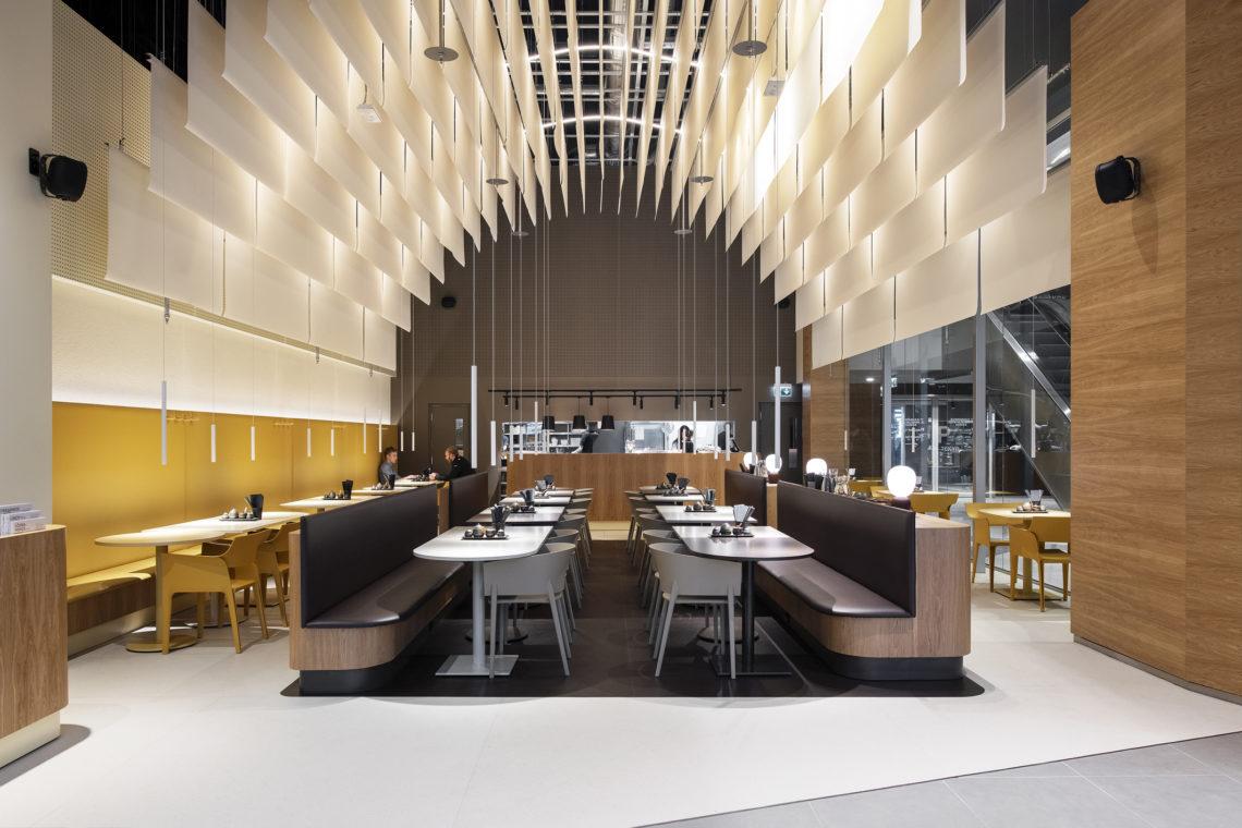 Restoran Tokumaru T1 Mall of Tallinn keskuses. Foto: Terje Ugandi