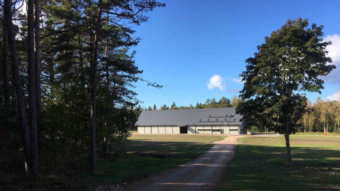 Aasta puitehitise konkurss 2019. VitaNori tehas Saaremaal