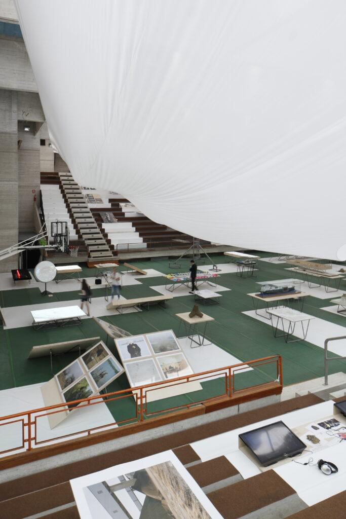Eesti Maastikuarhitektide Liidu aastapreemia 2019 nominent, Balti Paviljon. Foto: Ansis Starks