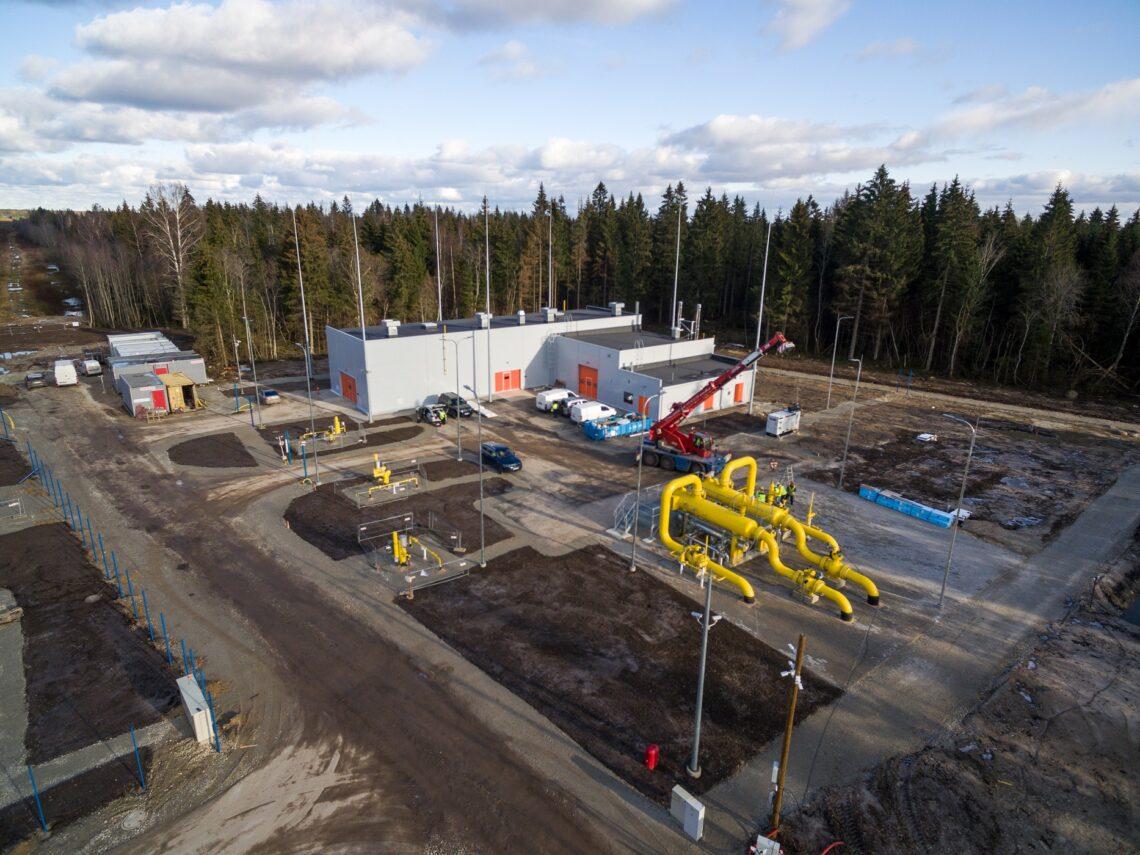 Aasta ehitaja 2019 nominent Roland Vaikmäe, Balticconnectori maismaatorustiku ehitus. Foto: Tiit Veermäe