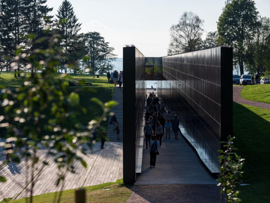 Eesti Maastikuarhitektide Liidu aastapreemia 2019 nominent, Eesti kommunismiohvrite memoriaal. Foto: Tõnu Tunnel