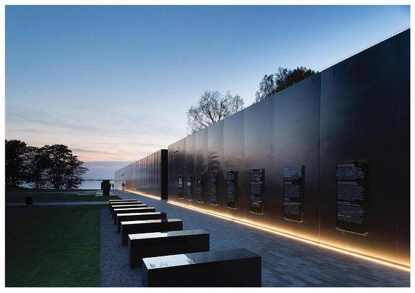 Arhitektuuri sihtkapitali aastapreemiate nominendid 2019, Kommunismiohvrite memoriaal. Foto: Arne Maasik
