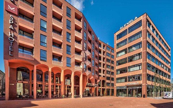 Roseni hotell-korterelamu-büroohoone. Foto: Tiit Veermäe