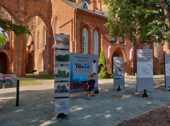 Arhitektuuri sihtkapitali aastapreemiate nominendid 2019, Tartu toomkirik. Foto Arne Maasik
