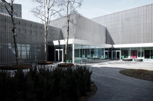 Tallinna Ülikooli Vita hoone. Foto: Ralf Lõoke