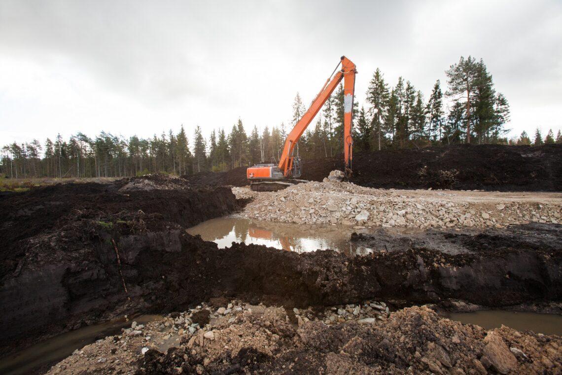 Annast Mäoni ehitatakse uus lõik osaliselt praegusest maanteest vasakule ja osaliselt kattub tee praeguse trassiga. Foto: Julia-Maria Linna