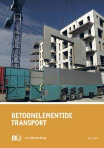 BÜ10_Betoonelementide transport_esikaas