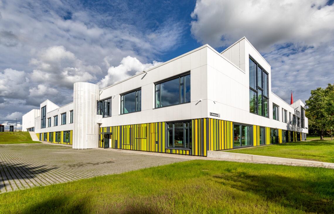 Türi põhikool. Foto: Tiit Veermäe