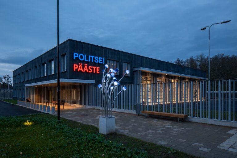 Aasta betoonehitis 2020 nominendid. Sillamäe ühishoone, I. Pavlovi 4, Sillamäe. Foto: Maris Tomba
