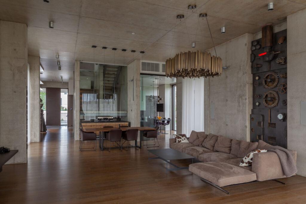 Betoonine kodu. Foto: Arne Maasik