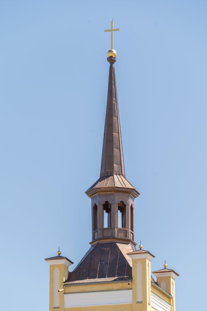 Jaani kiriku torn (ehitaja Alternova OÜ)