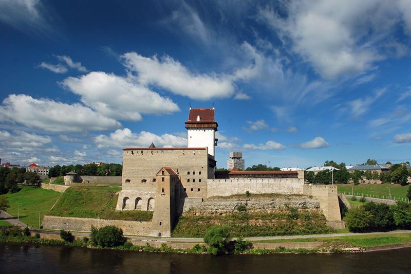 Narva linnuse rekonstrueerimine. Foto: Wikimedia